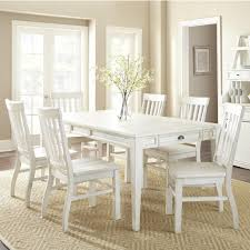 Steve Silver Dining Room Sets by Steve Silver Cayla 7 Piece Farmhouse Dining Set With Table Storage
