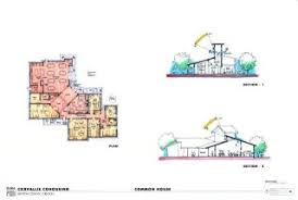 common house floor plans units common house coho ecovillage