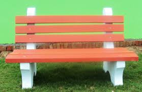 Concrete Patio Bench Buy Concrete Garden Bench With Back Rest From Tridev Concrete