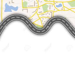 Navigation Map Abstract Navigation Map Royalty Free Cliparts Vectors And Stock
