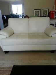 Best Way To Clean White Leather Sofa Lemon Jif To Clean White Leather Sofa Awesome Cleaning