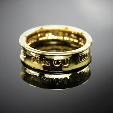 buy tiffany rings images Tiffany co 18k yellow gold signature 1837 ring singapore pre jpg