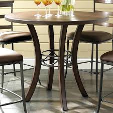 dining room table with lazy susan counter height dining table set black with leaf and storage round