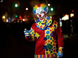 happy birthday creepy clown scary the history and psychology of clowns being scary arts culture