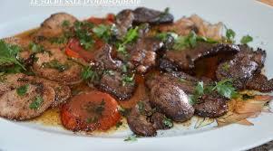 cuisiner des chignons de a la poele coeur d agneau à la poêle recette facile le sucré salé d oum souhaib