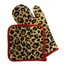leopard print kitchen accessories home design and decor reviews