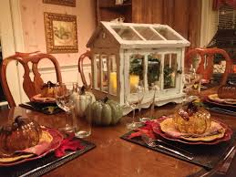 the thanksgiving table november 2012