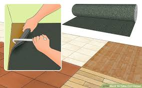 How Long Does Wet Carpet Take To Dry How To Take Out Carpet 13 Steps With Pictures Wikihow