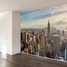 one for the dreamers wall mural decal wall mural decals wall new york skyline wall mural decal