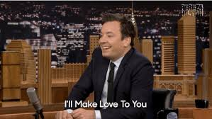 Challenge Gif Jimmy Fallon Can T Stop Laughing The Singing