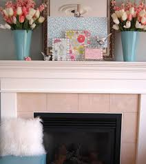 easter mantel decorations new easter fireplace mantel decorations luxury home design photo
