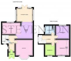 Semi Detached Floor Plans by 3 Bedroom Semi Detached House For Sale In 48 The Avenue