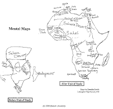 africa map answers unit 6 africa physical map answers