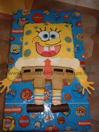 coolest spongebob cake photos and how to tips