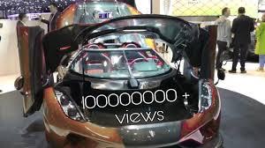 koenigsegg regera key koenigsegg regera top 1 car in the world 2018 youtube