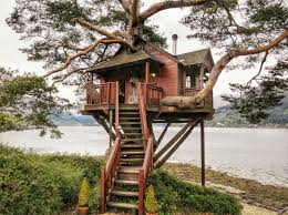 Cool Tree Houses 130 Best Wild Dens U0026 Treehouses Images On Pinterest Architecture