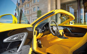 yellow bugatti blindingly yellow bugatti veyron grand sport debuts in dubai