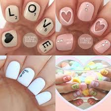 valentine u0027s day nail art inspiration stylishly beautiful