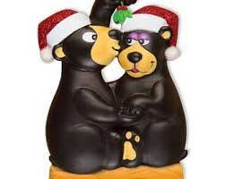 bear couple etsy