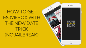 how to get moviebox with the new date trick no jailbreak youtube