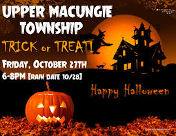 trick or treat upper macungie township