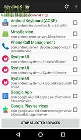 killer app for android service killer for android free at apk here store