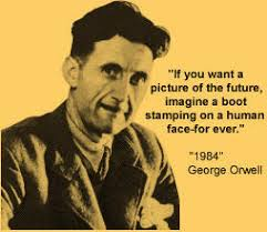 orwell boot the disaffected lib the wisdom of the great george orwell