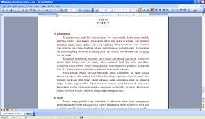 artikel format paper ilmiah ciri ciri karya ilmiah lengkap sebagai pedoman dikti