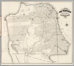 Map Of San Francisco by Map And Street Directory Of San Francisco David Rumsey