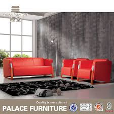 Red Corner Sofa by International Office Reclining Corner Sofa Sofa Rexine Red Corner