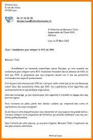 lettre motivation apprentissage cuisine 4 lettre de motivation bts lettre officielle