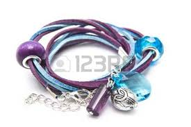 designer handmade jewellery handmade jewellery pink violet isolated stock photo picture and