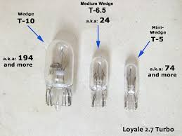 automotive light bulb sizes bulb for instrument cluster kia forum