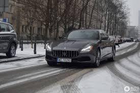 black maserati quattroporte maserati quattroporte s q4 granlusso 5 february 2017 autogespot