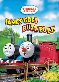 thomas friends james buzz buzz dvd george carlin