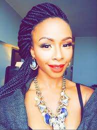 long bonding hairstyles in sa boity thulo s beauty lookbook glamour south africa