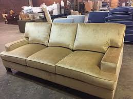 Track Arm Sofa Barnes Custom Upholstery Hand Crafted Custom Funiture High Point