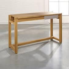 Modern Oak Desk Sauder Select Desk 415010 Sauder