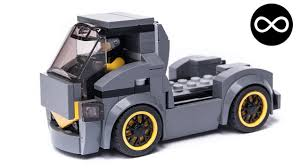 Custom Truck Made From The Lego Speed Champions 75877 Mercedes Amg