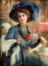 142 best v emile vernon vintage charm images on pinterest