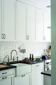 Best Painted Brick Backsplash Ideas On Pinterest White Wash - White brick backsplash