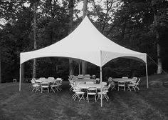 Table And Chair Rentals Long Island 20x30 White Frame Tent With Lighting Tables And Chairs For 60 Ppl