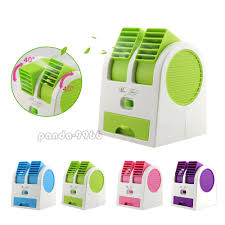 Portable Desk Air Conditioner Mini Desktop Air Conditioner Usb Rechargeable Small Fan Cooling