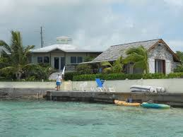 water front bahamian island home also homeaway george town