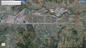 Spokane Map Spokane Valley Washington Map