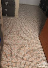 Tiling The Bathroom Floor - review spectralock epoxy grout retro renovation