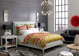 The Chic Allure Of Black Bedroom Furniture - Jonathan adler bedroom