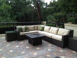 patio furniture with gas fire pit gewoon schoon