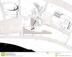 Ground Floor Plan Ground Floor Plan Royalty Free Stock Images Image 18271539