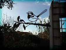 metal garden sculptures ebay